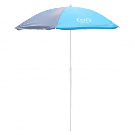 Parasol ⌀125 cm - Grijs/blauw