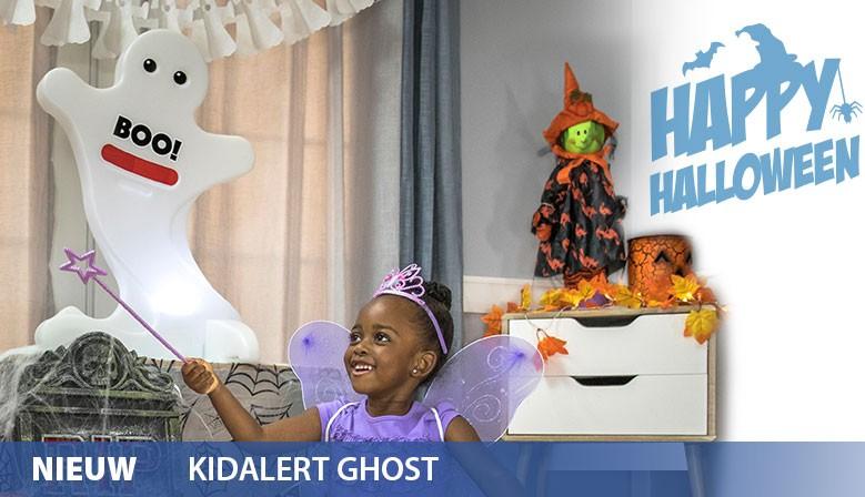 KidAlert Ghost - Hét verlichte veiligheidsspook!